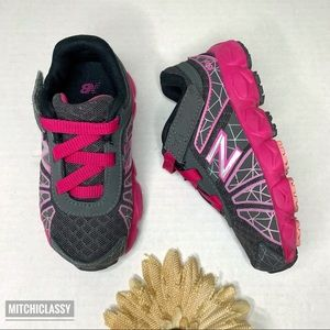 •New Balance• Baby Girl Pink Shoes